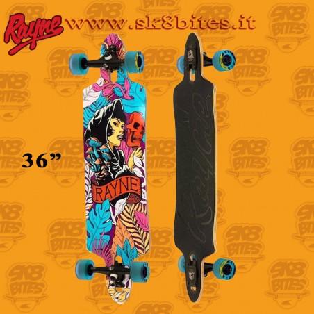 "Rayne Supreme 36""  Longboard Cruising Carving Deck"