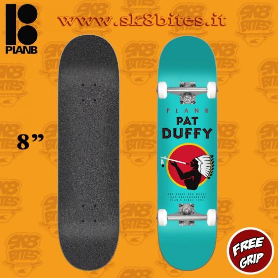 "Plan B Duffy Spirit 8"" Complete Skateboard Street Pool Deck"