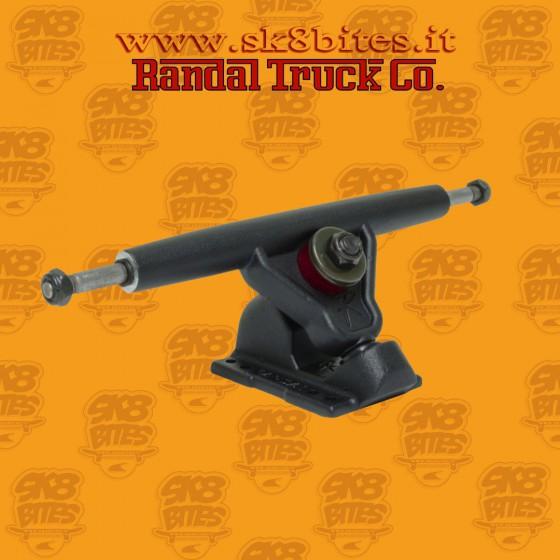 Randal III 180mm 50° Black Longboard Freeride Slide Trucks