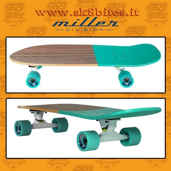 """Miller Soul Jade 31,5"""" Complete Surfskate Carving Deck"""