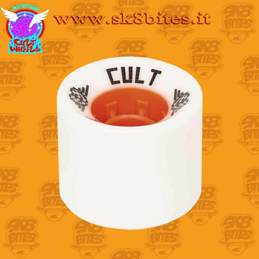 Cult Invader 66mm 76a Longboard Freeride Slide Carving Wheels