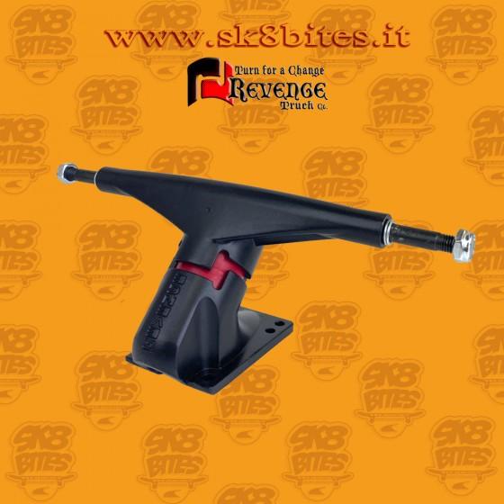 Revenge Torsion Alpha II 175mm Black Longboard Freeride Slide Truck
