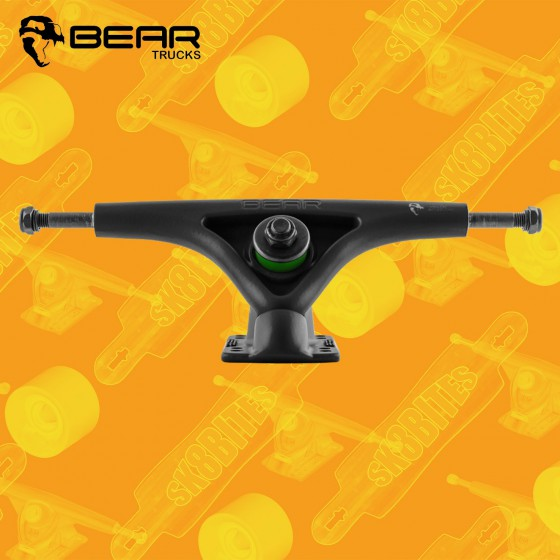 Bear Grizzly 180mm Black