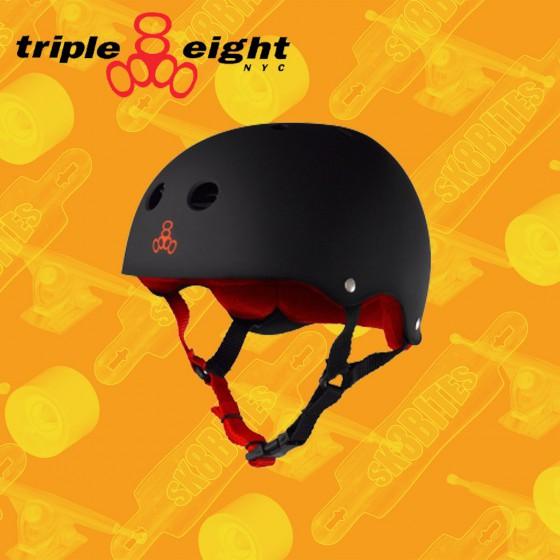 Triple Eight Rubber V2 Black