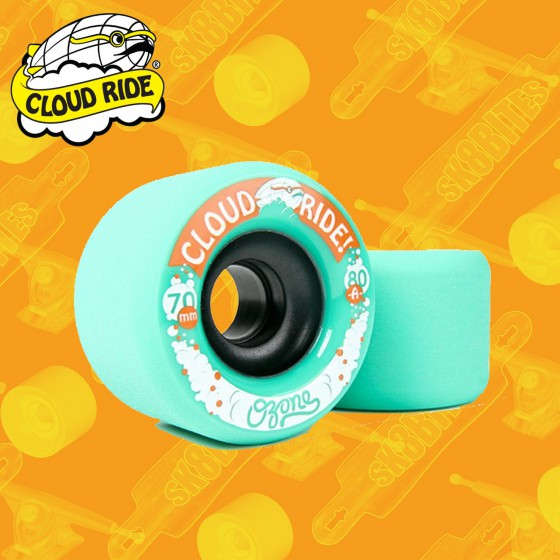 Cloud Ride Ozone 70mm Wheels
