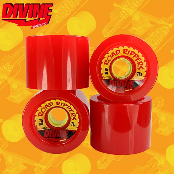 Divine Road Rippers 65/75mm