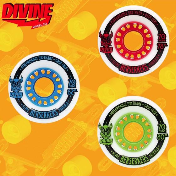 Divine Berseker 70mm