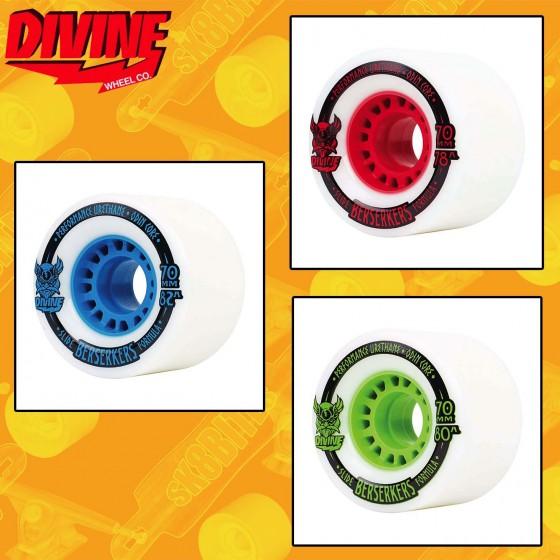 Divine Berseker 70mm Wheels