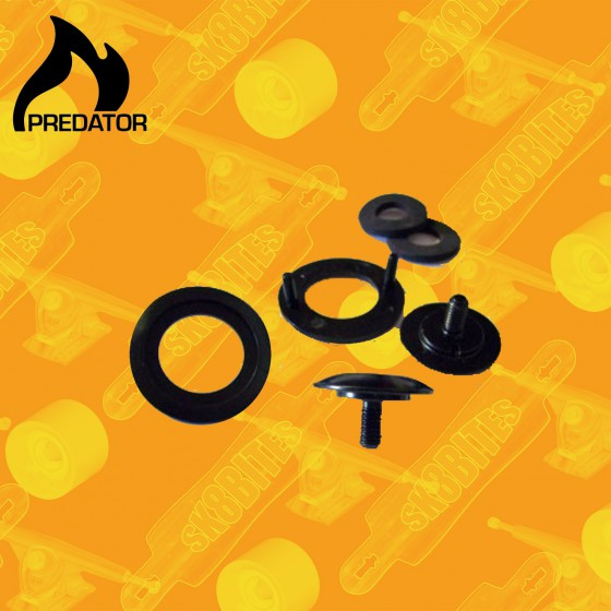 Predator DH-6 Visor Hardware Replacement Kit