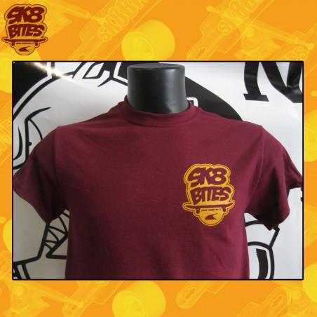 Sk8bites T-Shirt Logo