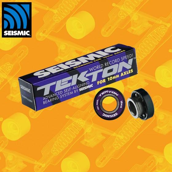 Seismic Tekton Abec 7 bearings - 10mm
