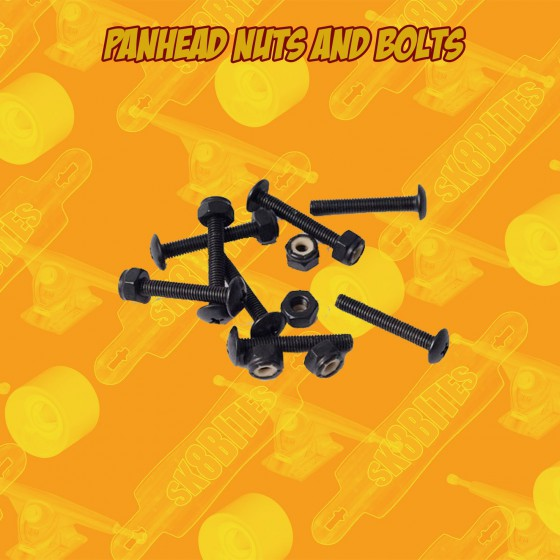 Panhead Nuts and Bolts