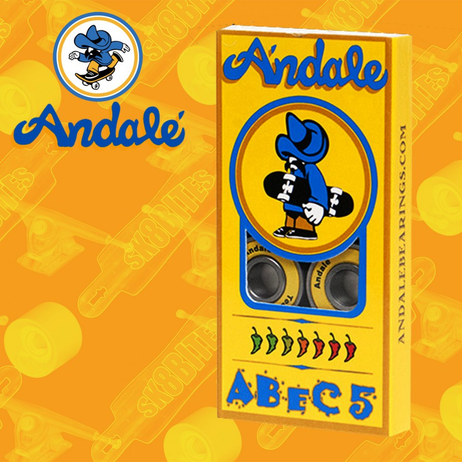Andale Abec 5 Yellow