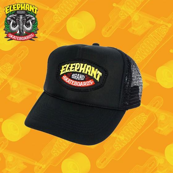 Elephant Logo Cap