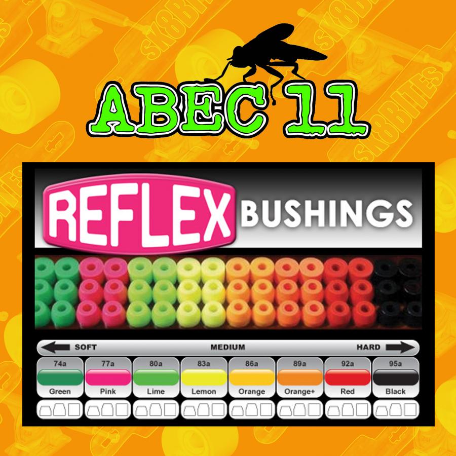 Abec 11 Reflex Bushings