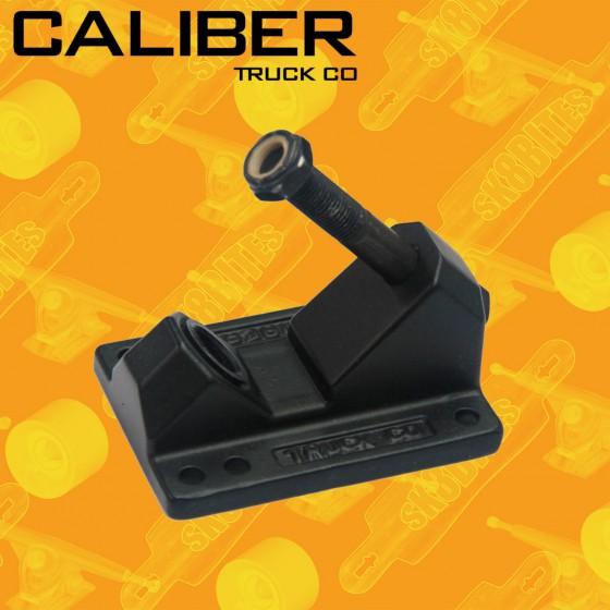 Caliber Baseplate raw/black