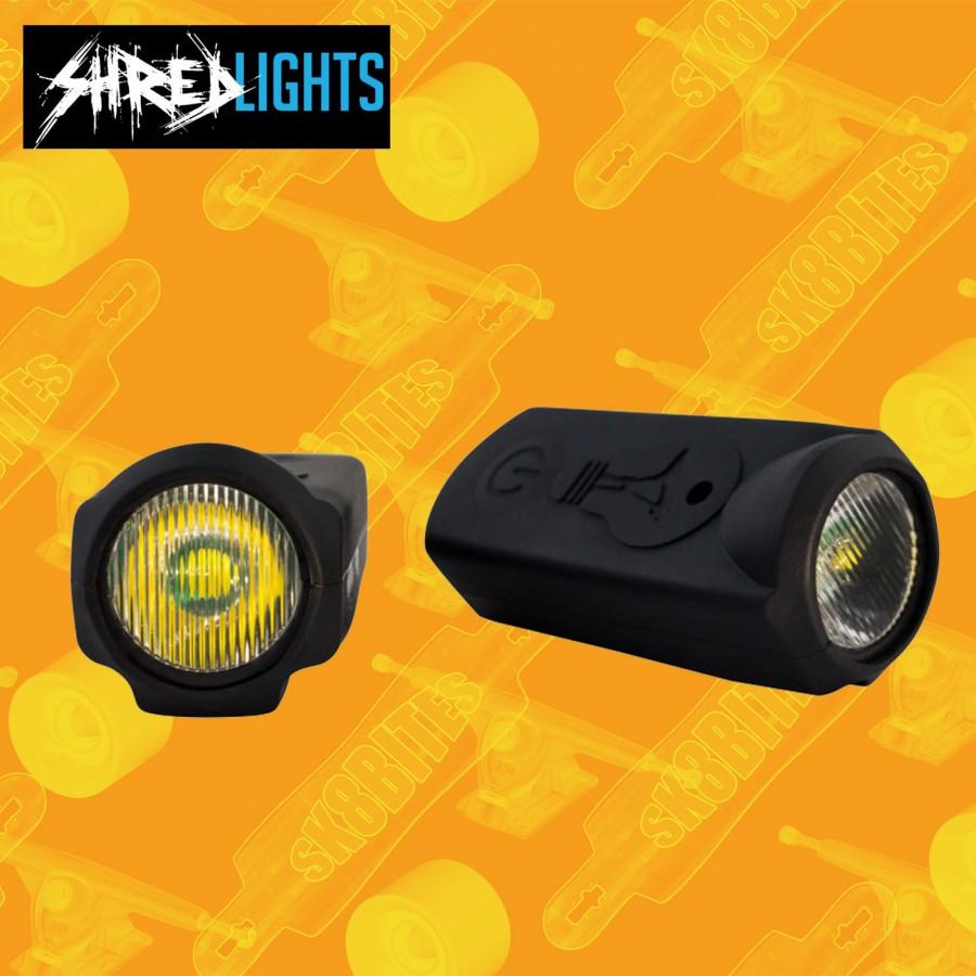 Shredlights Headlights