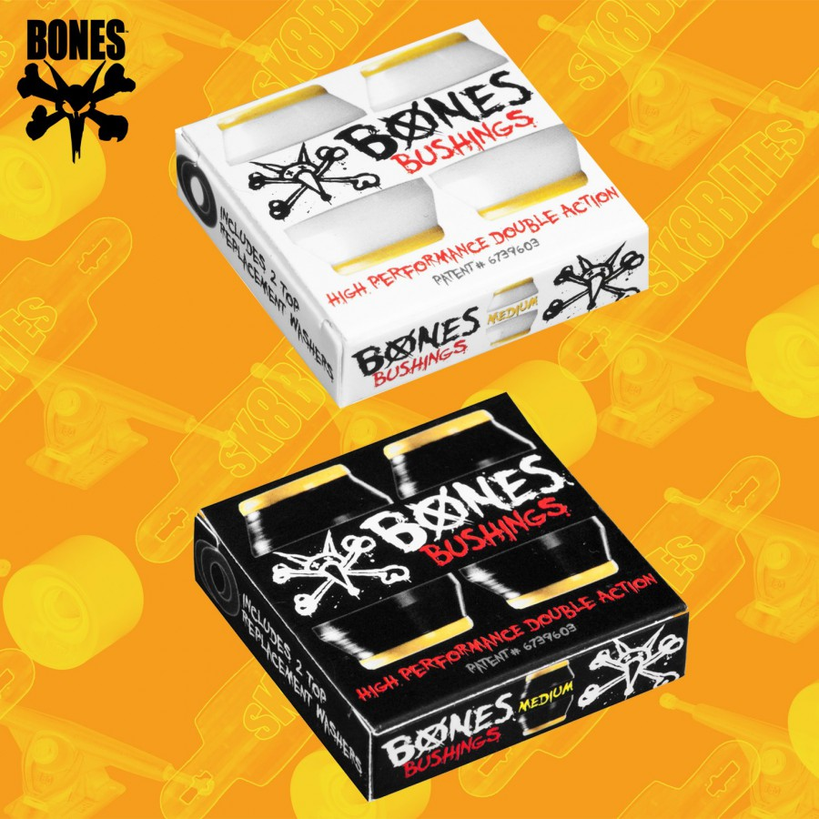 Bones Hardcore Medium 91a