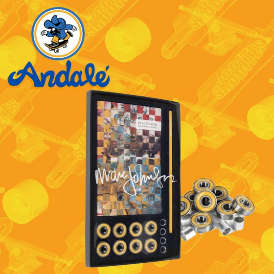 Andale Marc Jhonson Notepad