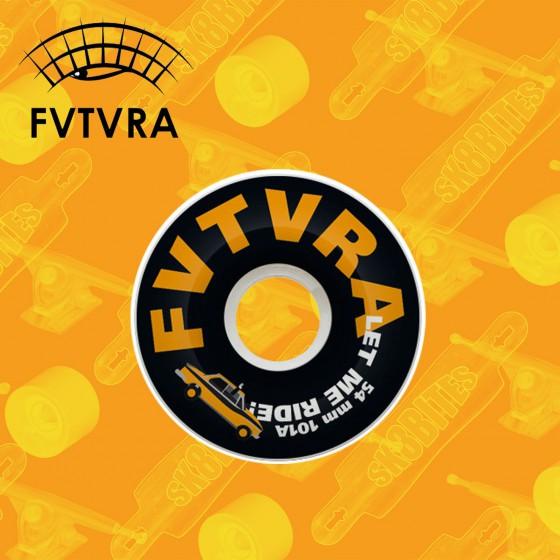 Fvtvra Low Rider White 54mm 101A