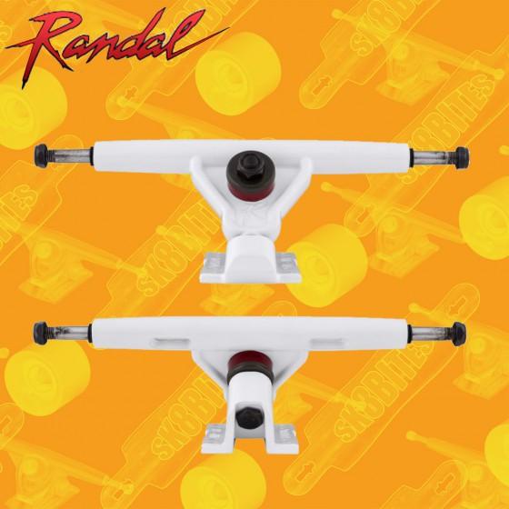 Randall III Attacchi Longboard Freeride Trucks