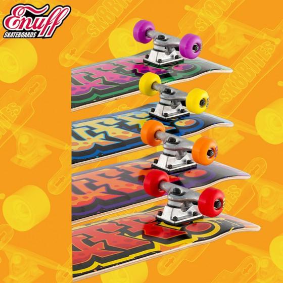 Enuff Graffiti II Mini Complete Skateboard Street Deck