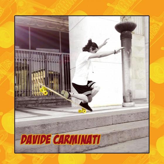 DAVIDE CARMINATI