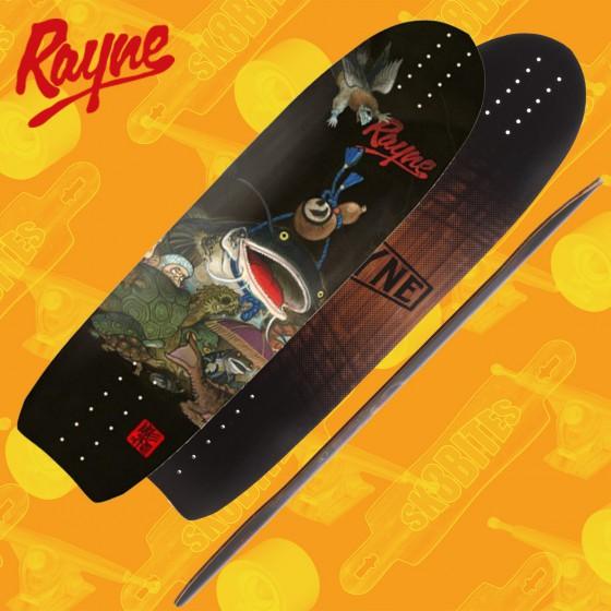 Rayne Vandal V3 100 Demons Tavola Longboard