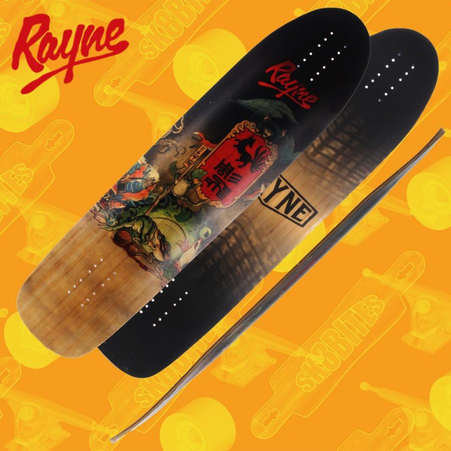 Rayne Bromance 100 Demons Tavola Longboard