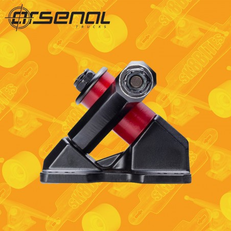 Arsenal Cast 180mm Attacchi Longboard Trucks