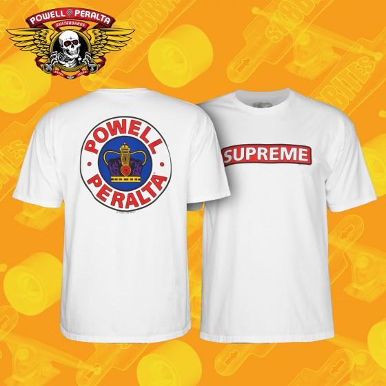 Powell Peralta Supreme Maglietta Skateboard Unisex