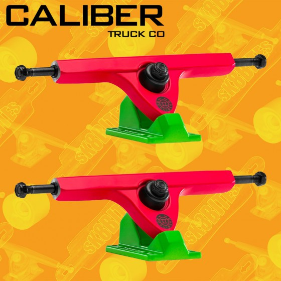 Caliber II Acid Melon 44° Attacchi Longboard Freeride