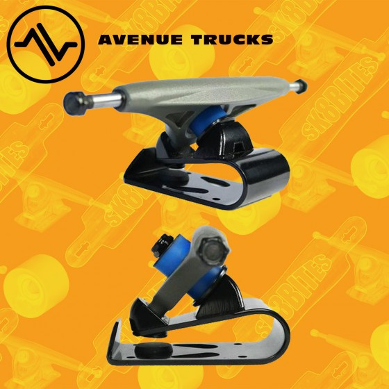 Avenue RKP Suspension Attacchi Longboard Freeride Truck