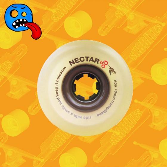 Holesom Nectar 70mm 80a Ruote Longboard Freeride Slide
