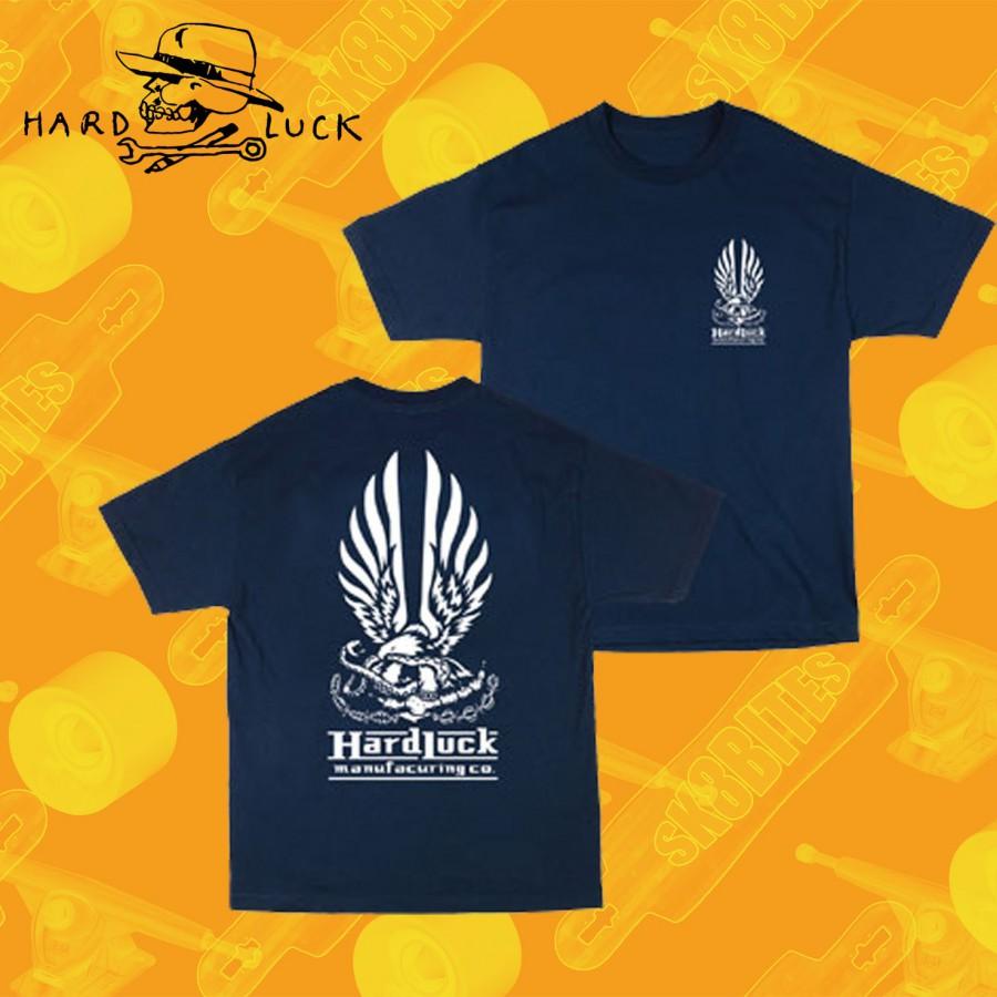 Hardluck Hard Six Maroon Maglietta Skateboard Street Unisex