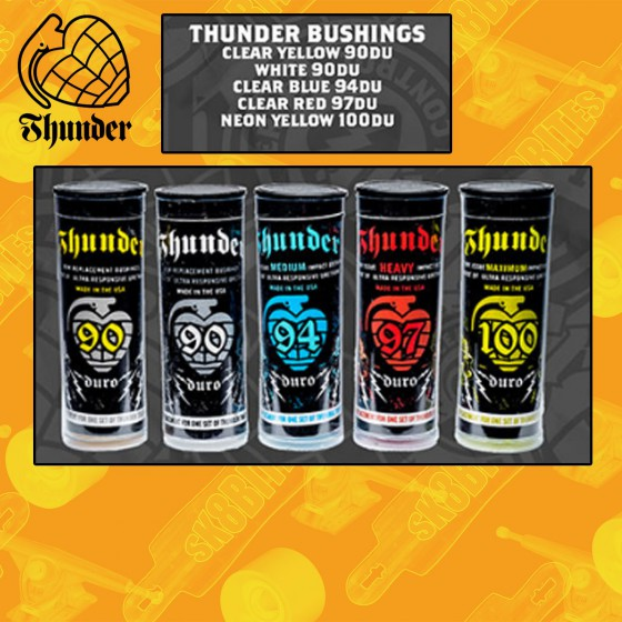 Thunder Bushings Gommini Skateboard Street