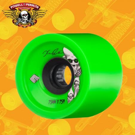Powell Peralta Soft Slide Byron Essert 72mm Longboard Freeride Wheels