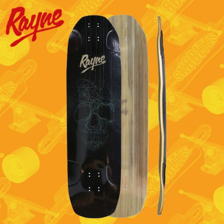 """Rayne Savage V2 37"""" Longboard Freeride Deck"""