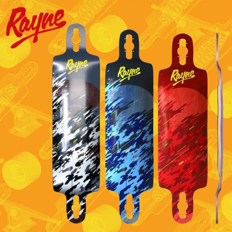 """Rayne Demonseed  36/39/42"""" Tavola Longboard Freeride"""