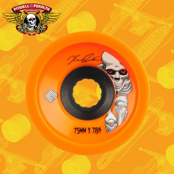 Powell Peralta Pro Kevin Reimer 75mm 78a Ruote Longboard Freeride