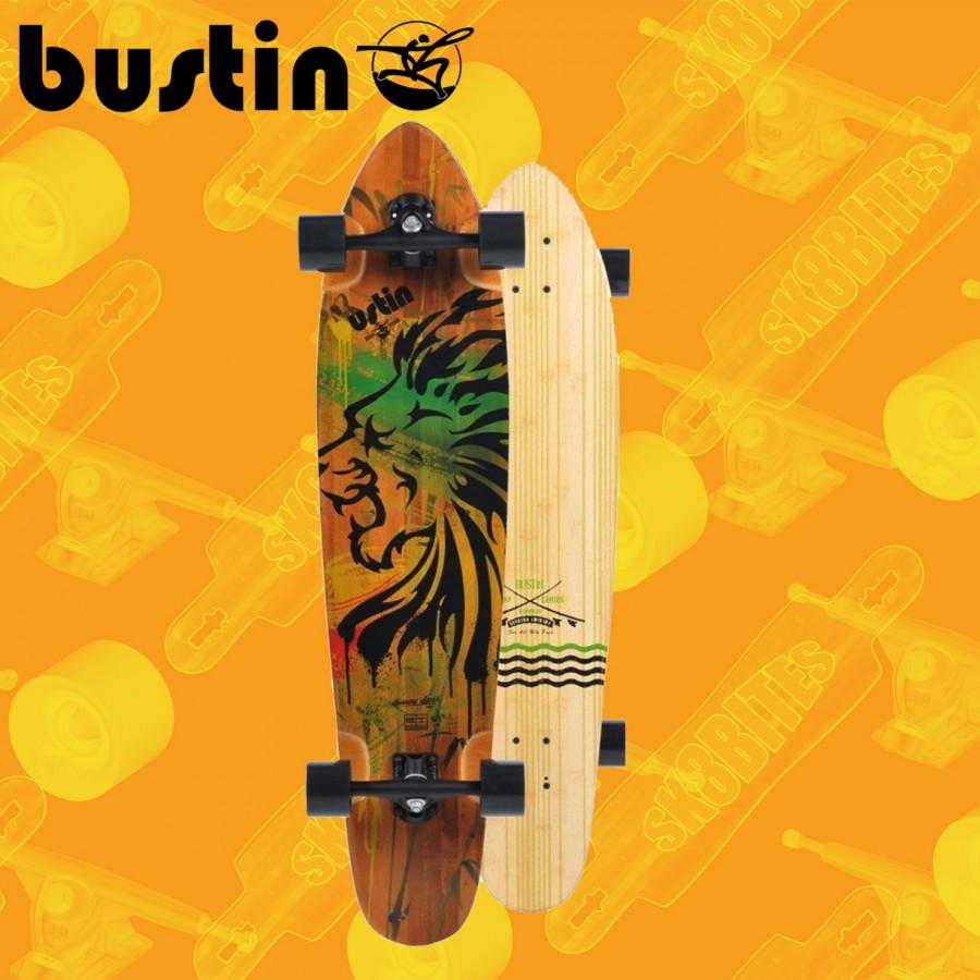 "Bustin SK 40"" Tavola Longboard Cruisising Carving"