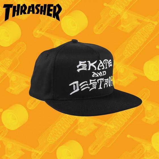 Osiris 83 Snapback Cappellino Skateboard Urban Streetwear
