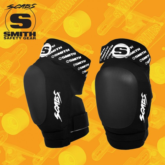 Smith Skate Knee Pads Longboard Skateboard Protective Gear
