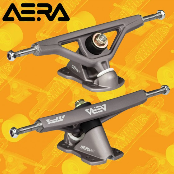 Caliber II Trucks 44°/50° Attacchi Longboard Freeride Trucks