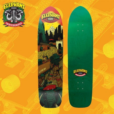 "Elephant Red Devil 8.5"" Tavola Skateboard Street"