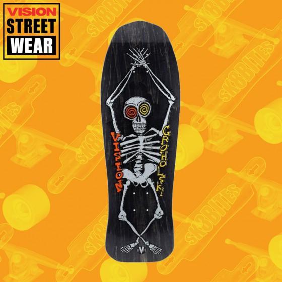 """Vision MG Modern Concave Stain Veneer 30""""  Skateboard Oldschool Deck"""