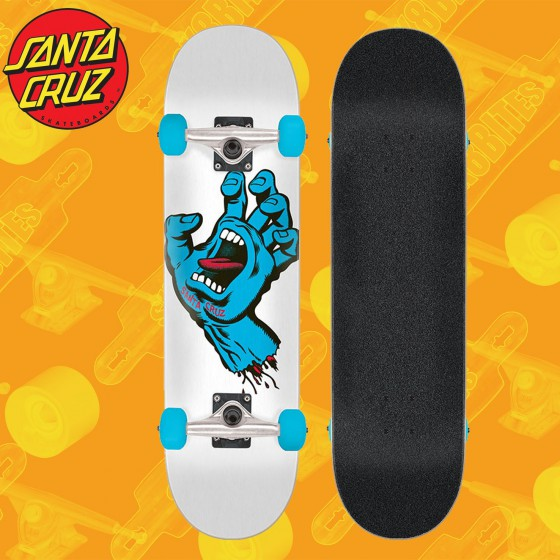 "Santa Cruz Other Dot 8,25"" Tavola Completa Skateboard Street"