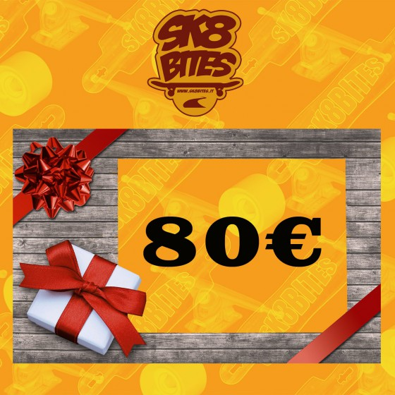 Gift Card 80 Euro