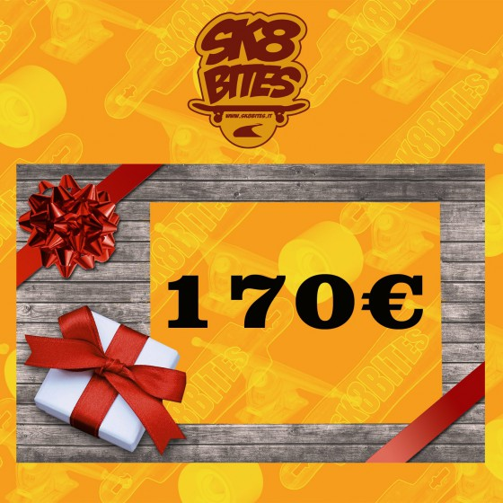 Gift Card 170€