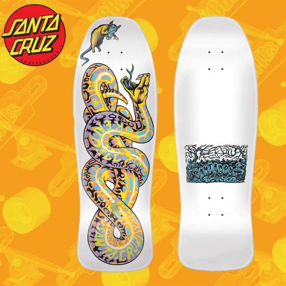 "Santa Cruz SMA Natas Kitten ReIssue 9,89"" Tavola Oldschool Skateboard Street"